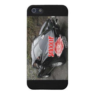 Coque iPhone 5 Classique noir de Valentine Corvette