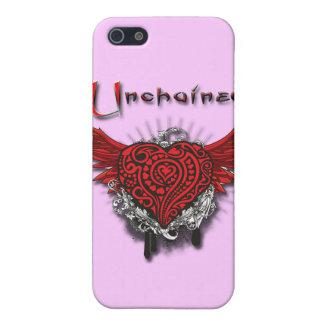 Coque iPhone 5 Coeur désenchaîné