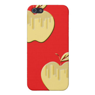 Coque iPhone 5 Conception de pommes