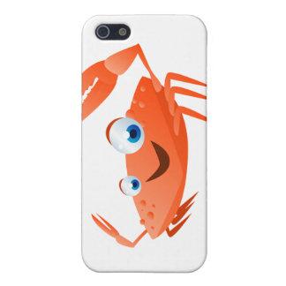Coque iPhone 5 Connor le crabe