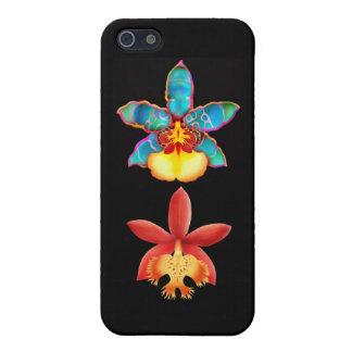 Coque iPhone 5 Coque iphone d'imaginaire d'orchidée