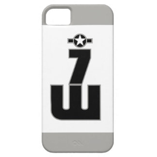 Coque iPhone 5 Couche exclusive 7W