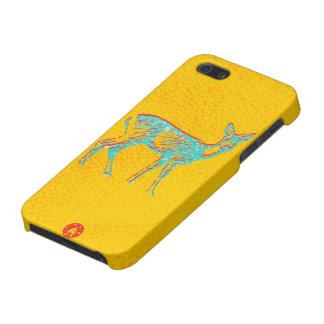 Coque iPhone 5 Esprit de cerfs communs