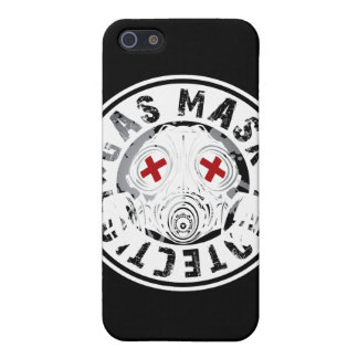 COQUE iPhone 5 GAS_MASK_PROTECTION