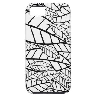 Coque iPhone 5 grand tropical