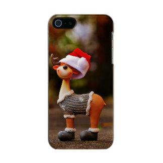 Coque iPhone 5 Incipio Feather® Shine Décorations de renne - renne de Noël