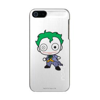 Coque iPhone 5 Incipio Feather® Shine Mini joker