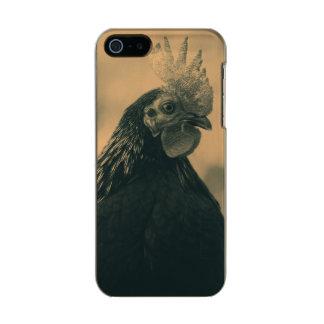 Coque iPhone 5 Incipio Feather® Shine Portrait de coq