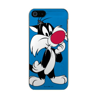 Coque iPhone 5 Incipio Feather® Shine Pose classique de Jr. | de Sylvester