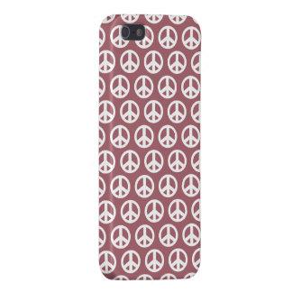 Coque iPhone 5 iPhone 5 de signe de paix