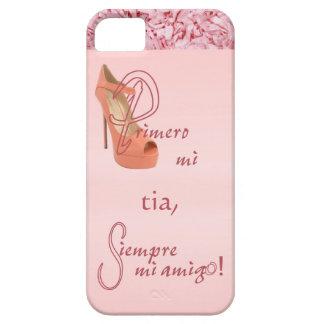 Coque iPhone 5 iPhone 5 Tia (disponible en anglais)