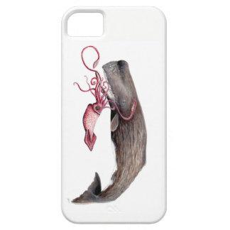 Coque iPhone 5 Iphone 5S Carcasse de téléphone portable Cachalot