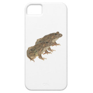 Coque iPhone 5 IPhone-SE d'image de grenouille+-