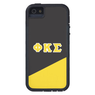 Coque iPhone 5 Lettres de Grec du sigma   de Kappa de phi