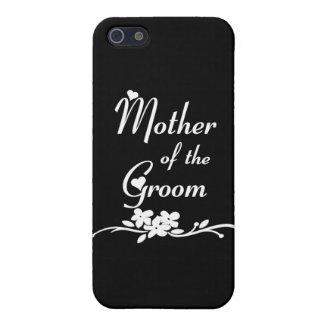 Coque iPhone 5 Mère du marié