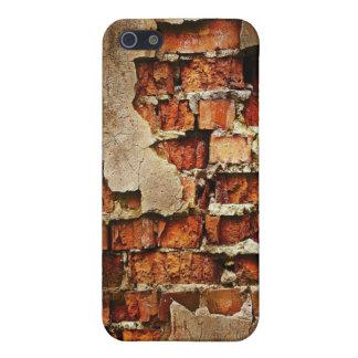 Coque iPhone 5 Mur de briques original