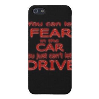 Coque iPhone 5 Ne laissez pas la peau de point de cas d'Iphone 4