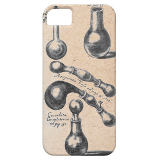 Coque iPhone 5 Outils de laboratoire d'alchimie