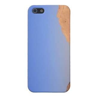 Coque iPhone 5 Paysage de désert