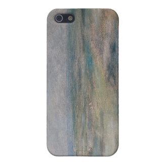 Coque iPhone 5 Pierre une vue de Renoir   de la mer, Guernesey