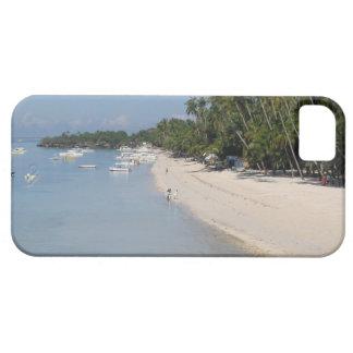 Coque iPhone 5 Plage d'Alona, île de Panglao, Bohol, Philippines