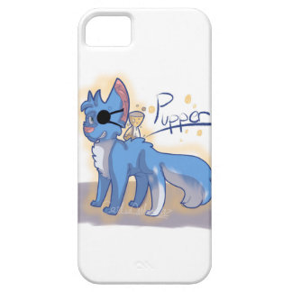 Coque iPhone 5 Pupper le chiot