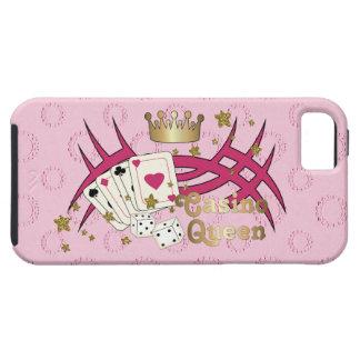 Coque iPhone 5 Reine de casino