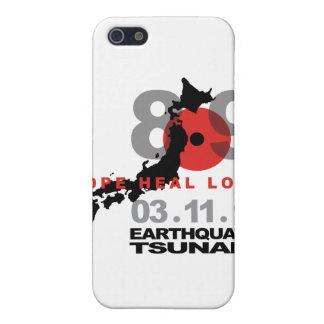 Coque iPhone 5 Tremblement de terre 8,9 du Japon