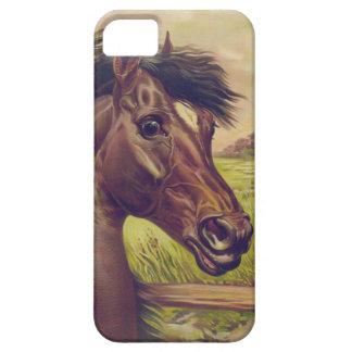 Coque iPhone 5 Un prince du sang par la tête de cheval d'Ives