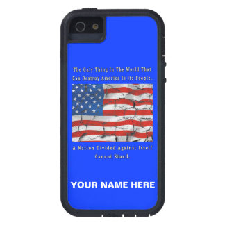 Coque iPhone 5 Une nation divisée