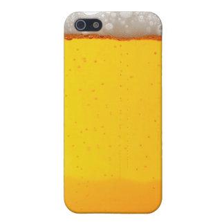 Coque iPhone 5 Verre régénérateur de bière