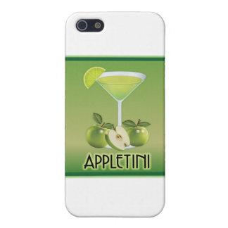Coque iPhone 5 Vert d'Appletini