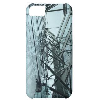 Coque iPhone 5C Acier