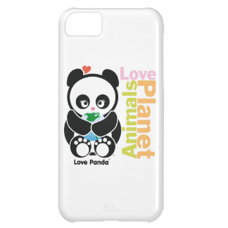 Coque iPhone 5C Amour Panda®