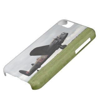 Coque iPhone 5C Avro Lancaster sur The Field