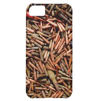 Coque iPhone 5C Balles, munitions