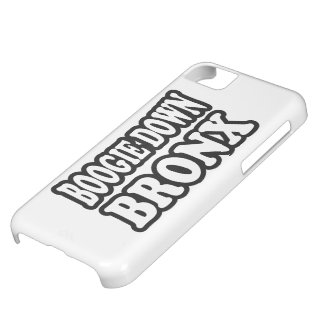 Coque iPhone 5C Boogie vers le bas Bronx, NYC