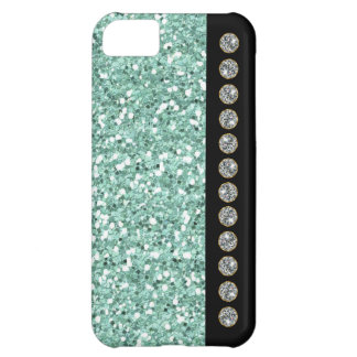 Coque iPhone 5C Caisses imprimées de l'iPhone 5C de Bling