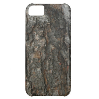Coque iPhone 5C Cas de la Texture-iPhone 5c d'écorce d'arbre