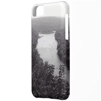 Coque iPhone 5C Cercle de rivière