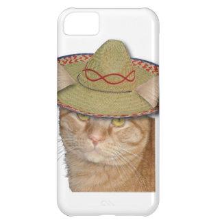 Coque iPhone 5C Cinco de Gato