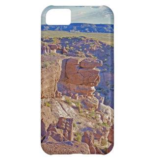 "Coque iPhone 5C Collection ""de canyon de désert"""