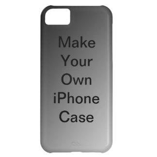 Coque iPhone 5C Faites votre propre cas de l'iPhone 5