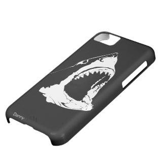 Coque iPhone 5C Grand requin blanc