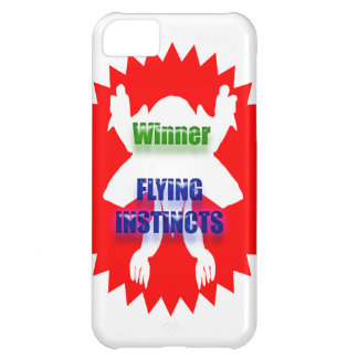 Coque iPhone 5C Identifiez l'excellence : Instincts de vol de