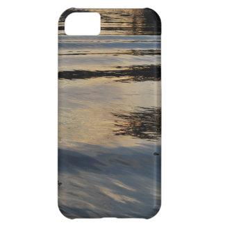 """Coque iPhone 5C """"La rivière américaine ondule"""" la collection"""