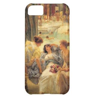 Coque iPhone 5C Les bains de Caracalla