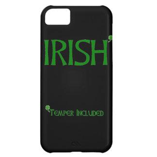 Coque iPhone 5C Les Irlandais gâchent inclus