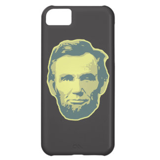 Coque iPhone 5C Lincoln