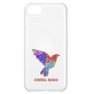 Coque iPhone 5C Oiseau d'ANGE